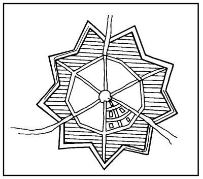План города Пальманова